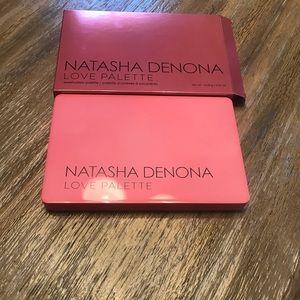 ❤️💜Natasha Denona Love Palette!!❤️